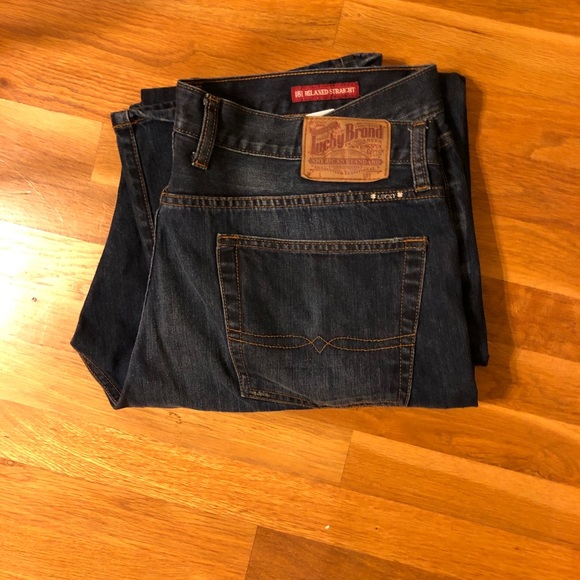 Lucky Brand vintage 181 jeans 38x30